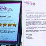 easy weddings award 2013