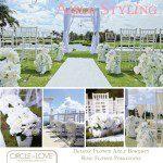 8) aisle styling - flower vases-01