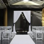 Savoy Atrium Wedding