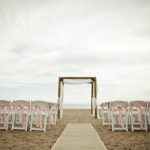 Elwood beach wedding, Melbourne
