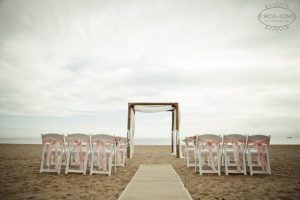 Elwood beach wedding, Melbourne