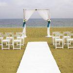 Mordialloc beach wedding