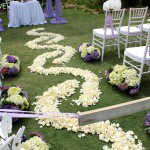Outdoor Wedding Aisles, Aisle decorations, Sydney Wedding