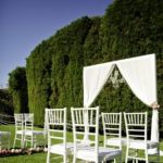 Melbourne garden wedding ceremony