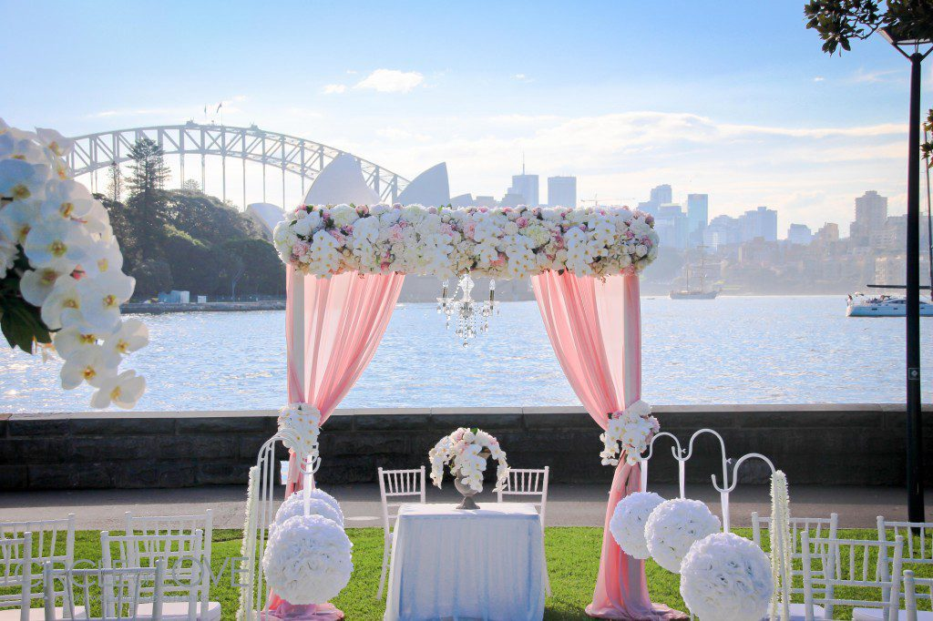 How To Choose An Outdoor Wedding Ceremony Location Circle Of Love Wedding Ceremonies