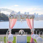 Botanic Gardens Wedding, Sydney Wedding, Luxury Wedding