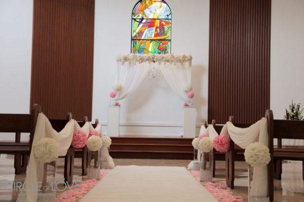 Luxury Wedding Indoor