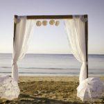 beach wedding hire perth, perth beach weddings