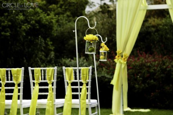 garden wedding venue Melbourne | Circle of Love Wedding | Ceremonies ...