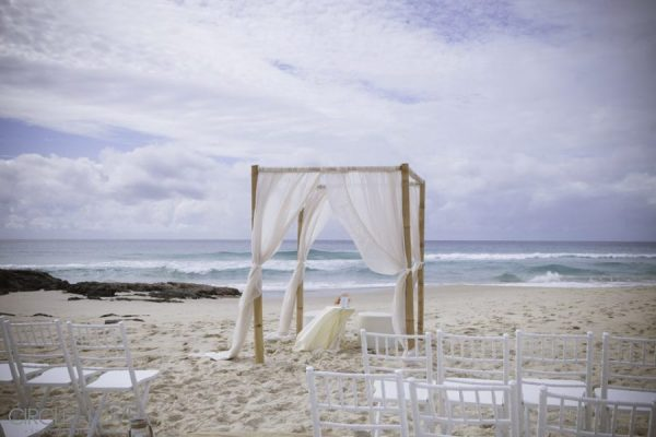 gold coast beach wedding packages
