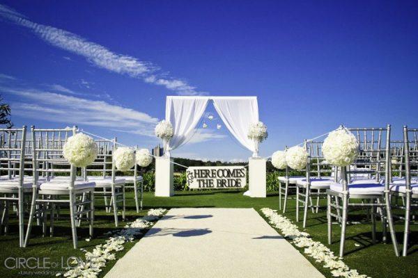 golf course wedding gold coast