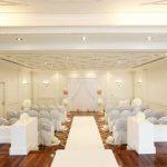 indoor wedding ceremony venue