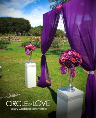 Wedding Florist Packages Brisbane : Garden weddings hire styling packages decorator