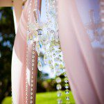 Luxury Wedding Sydney, Wedding Chandelier, Garden wedding