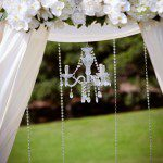 Luxury Wedding, Wedding Chandelier, Decorating Ideas