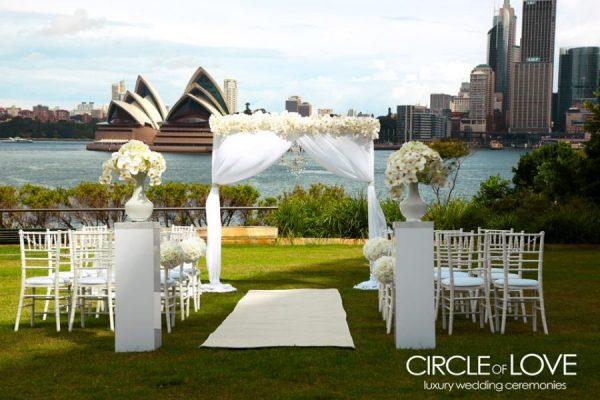 Sydney Garden Wedding, Harbourside Wedding , Sydney Wedding