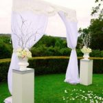 wedding arch hire