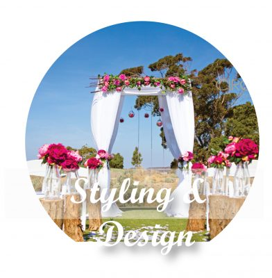 Wedding Decorations, Ceremony, Stylist & Reception Brisbane