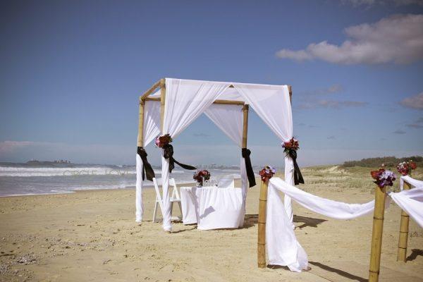 Beach Wedding, Twin Waters Wedding