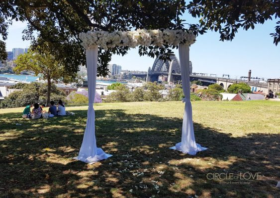 Observatory Hill Wedding 3