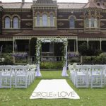 weddings at Rippon Lea Estate