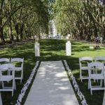 Carlton Gardens wedding ceremony