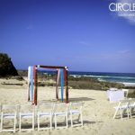 Currumbin Beach Wedding Bamboo Arch