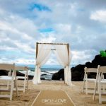 Froggy Beachs, Wedding Ceremony