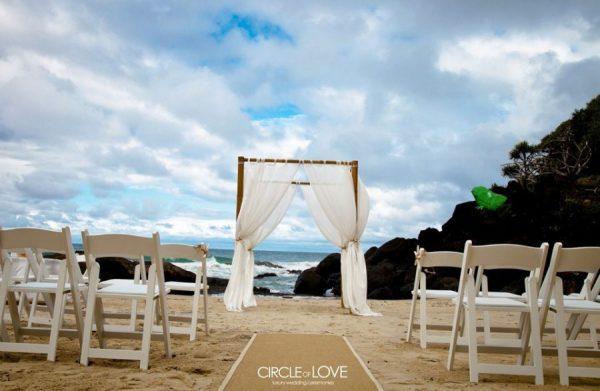 Beach Ceremony: Beach Weddings