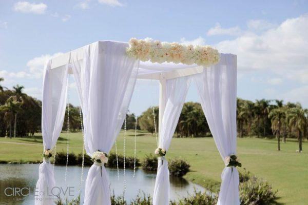 Gold coast circle of love palm meadows wedding gold coast 9 junglespirit Image collections