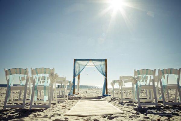 Beach Weddings Circle of Love