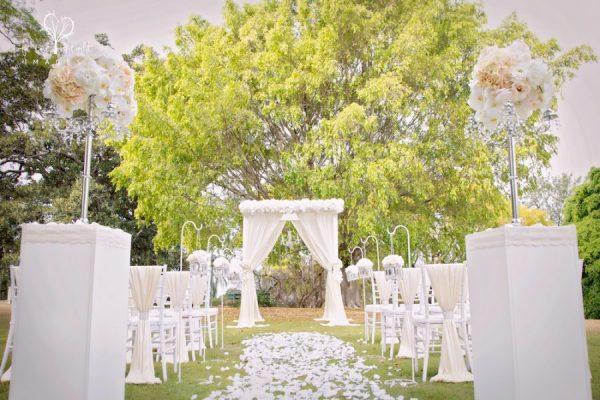 Toowoomba Wedding Garden Venues Hire