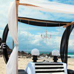 beach wedding cabarita