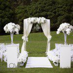 Sydney Park Wedding, Garden Wedding Sydney, Outdoor Wedding Aisles