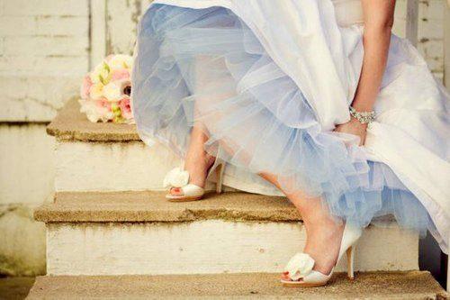 Blue Petticoat