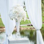 wedding ceremony, Dayboro wedding, Brisbane wedding styling, marquee wedding