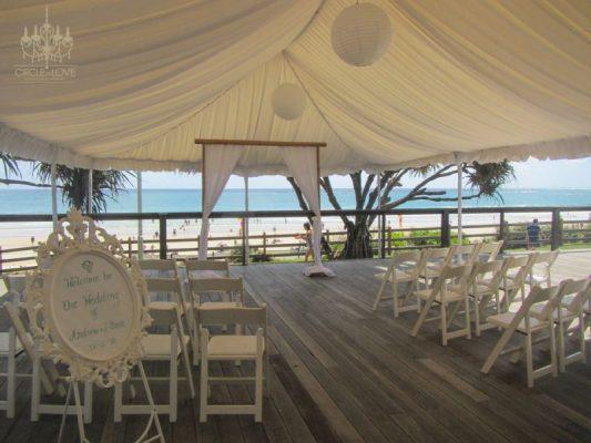 Byron Bay Surf Club Wedding Wedding Stylist Beach Weddings