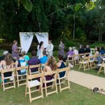 Kholo Botanical Gardens wedding