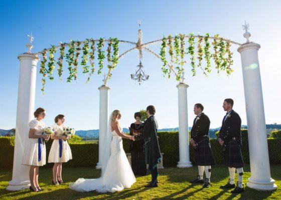 Glengariff Historic Estate Brisbane Wedding