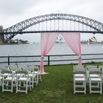 Blues Pt Reserve, Sydney Garden Wedding, Harbourside Wedding , Sydney Wedding