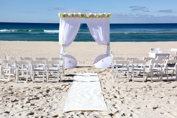 Beach Weddings Sydney Eastern Suburbs