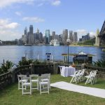 Copes Lookout, Sydney Garden Wedding, Harbourside Wedding , Sydney Wedding