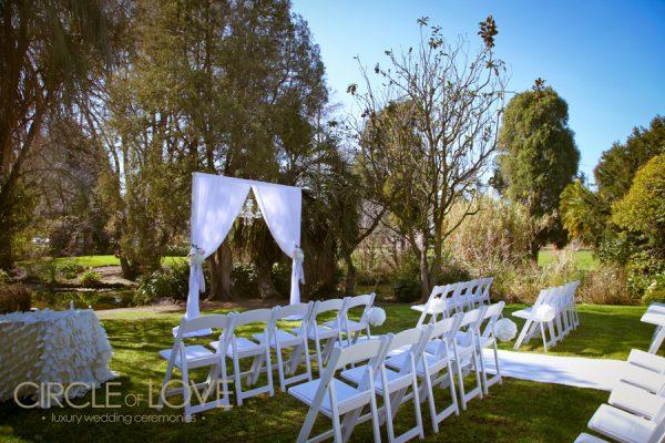 Footscray Park Wedding Melbourne Decorator