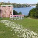 Goat Paddock, Sydney Garden Wedding, Harbourside Wedding , Sydney Wedding