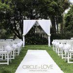 Melbourne garden wedding venue