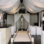 Spirit Station Pier wedding ceremony location