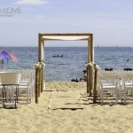 Sandringham Beach wedding ceremony
