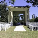 Garden Wedding Melbourne, Fitzroy Gardens wedding