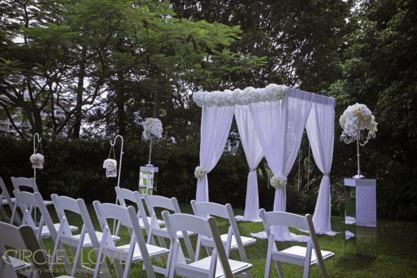 Weddings At Roma Street Parklands
