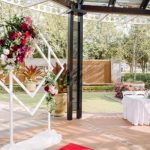 Sydney Wedding Styling, Geo Arch, Wedding Arch